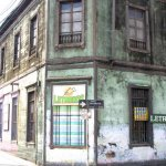 Calle Jorge Washington, barrio hist�rico