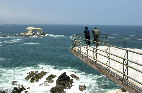 Mirador La Portada - Fotos de Antofagasta - Archivo wc-3529
