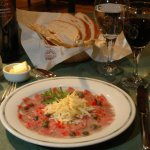 Exquisito carpaccio