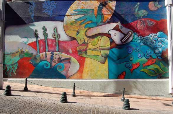 Mural fotos de coquimbo archivo wc 3828 for Mural metro u de chile