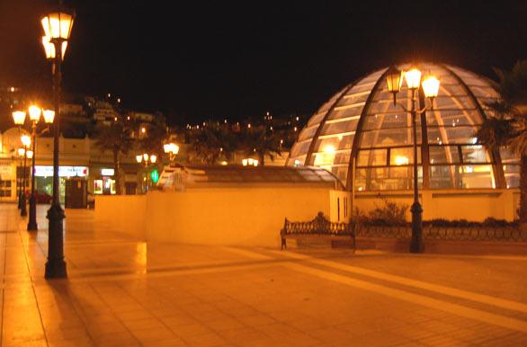 Ciudad Nocturna Fotos De Coquimbo Archivo Wc 3833