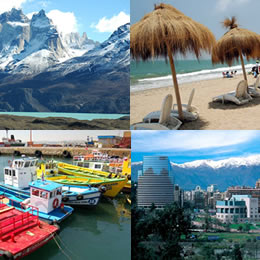 Photos of Chile