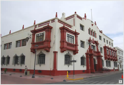 City tour around La Serena