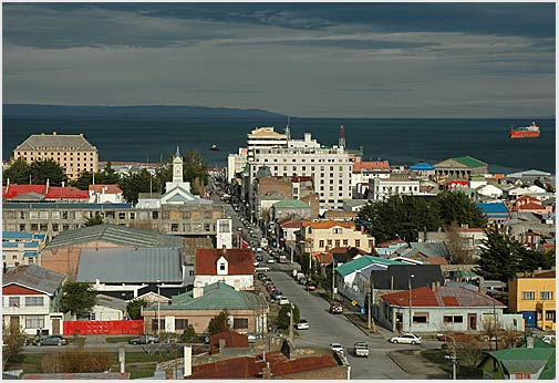 City tour por Punta Arenas