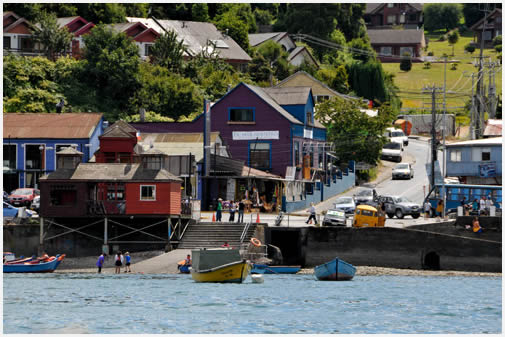 City tours in Puerto Montt