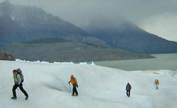 Grey Glacier Trekking and Climbing