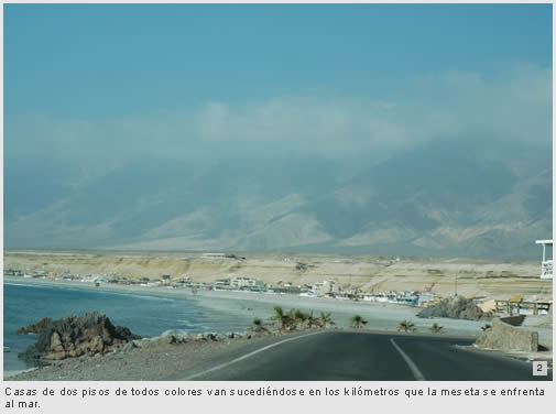 Visita a playa Hornitos, Antofagasta
