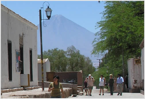 City Tour around San Pedro de Atacama
