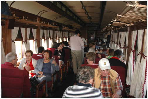 The Wine Train - Rancagua