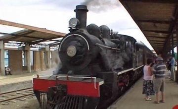 El Valdiviano Steam Locomotive