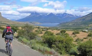 Biking Trails in <i>Paine</i>