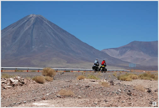 The Volcanoes at San Pedro de Atacama