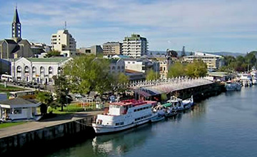 Valdivia, Urban and Navigable