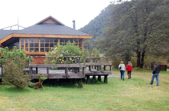 Club House, El Pangue - Puyuhuapi