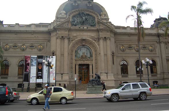 Museo de Bellas Artes - Author: Marcelo Sola