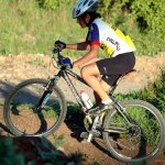 Mountain bike en el cerro