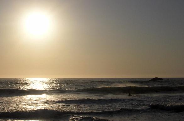 Ocaso en el Pacífico - Pictures of Viña del Mar - Archive ...